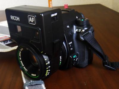 AF RIKENON 50mm F2